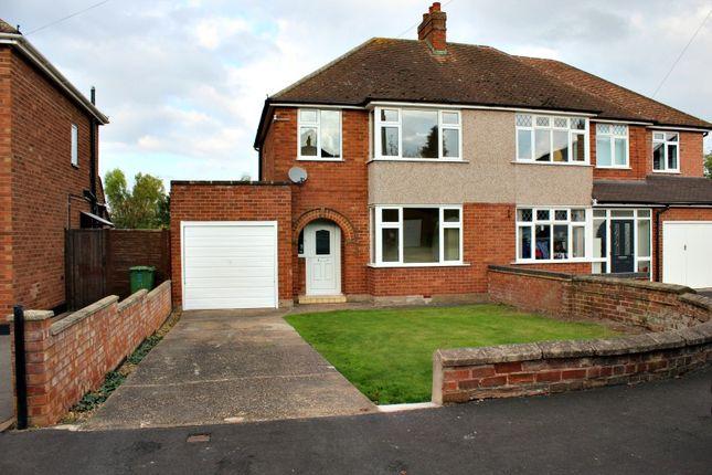 Thumbnail Semi-detached house to rent in Mollington Road, Whitnash