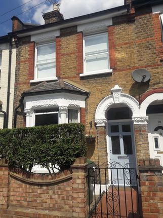 Thumbnail Terraced house to rent in Melbourne Road, London