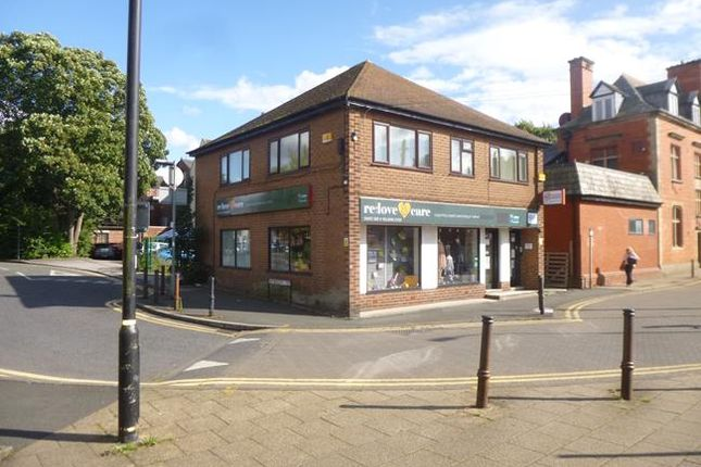 Thumbnail Commercial property for sale in 2 Curzon Road, Sale