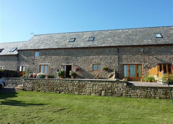 Thumbnail Barn conversion to rent in The Granary, Penterry Farm, Chepstow