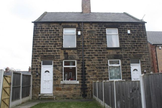2 bed semi-detached house to rent in Jackson Street, Cudworth, Barnsley S72