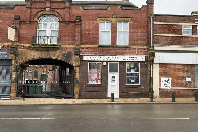 Thumbnail Retail premises for sale in Normanton, West Yorkshire