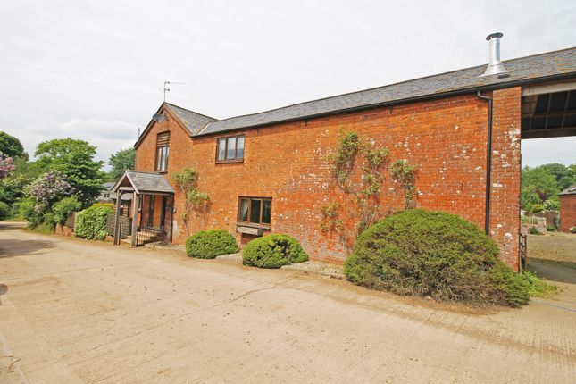 Thumbnail Barn conversion for sale in Perkins Village, Exeter