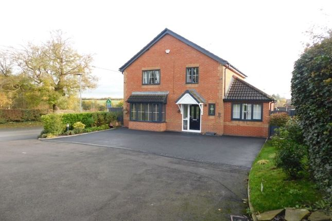Thumbnail Detached house for sale in Maw Green Close, Crewe