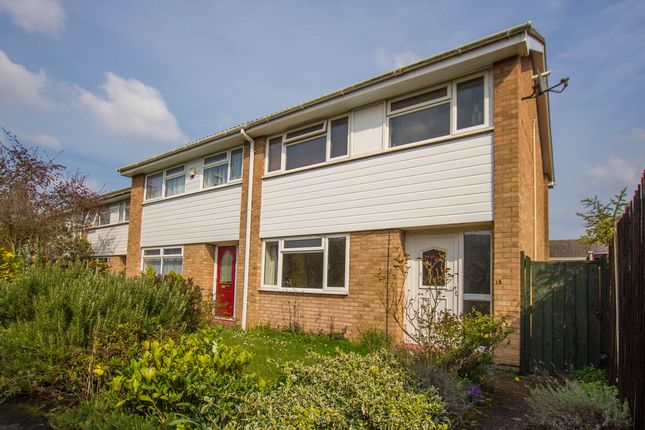 Thumbnail Semi-detached house for sale in Ashvale, Cambridge