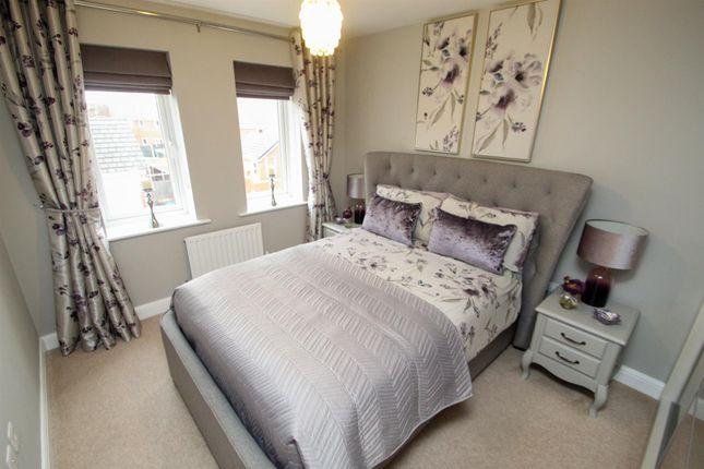 Bedroom One of Ostler Drive, Weston Coyney, Stoke-On-Trent ST3