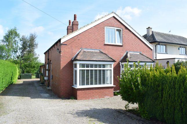 Thumbnail Detached house to rent in Rakehill Road, Scholes, Leeds