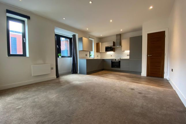 Thumbnail Flat to rent in One The Brayford, Brayford Wharf North, Lincoln