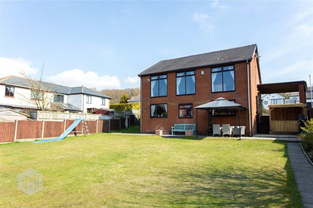 Thumbnail Detached house for sale in Old Vicarage Road, Horwich, Bolton, Greater Manchester