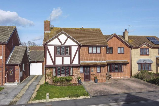 Thumbnail Detached house for sale in Brampton Way, Portishead, North Somerset