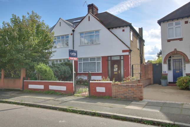 3 bed end terrace house for sale in Bamford Road, Bromley