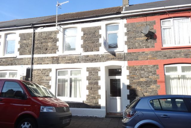 Thumbnail Terraced house to rent in Meadow Street, Treforest, Pontypridd