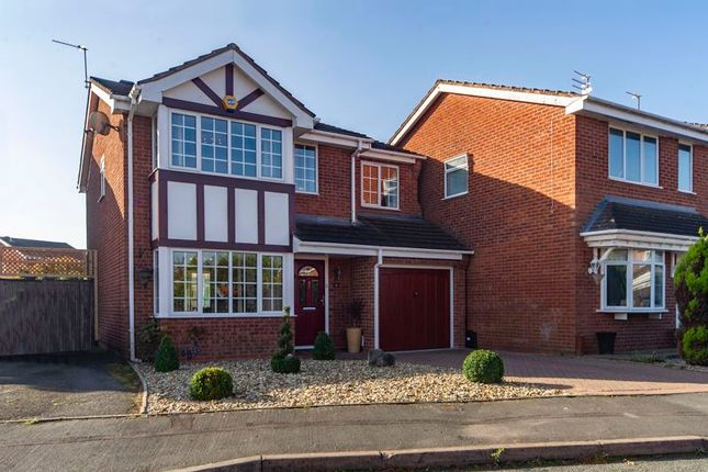 4 bed detached house to rent in The Windrow, Perton, Wolverhampton WV6