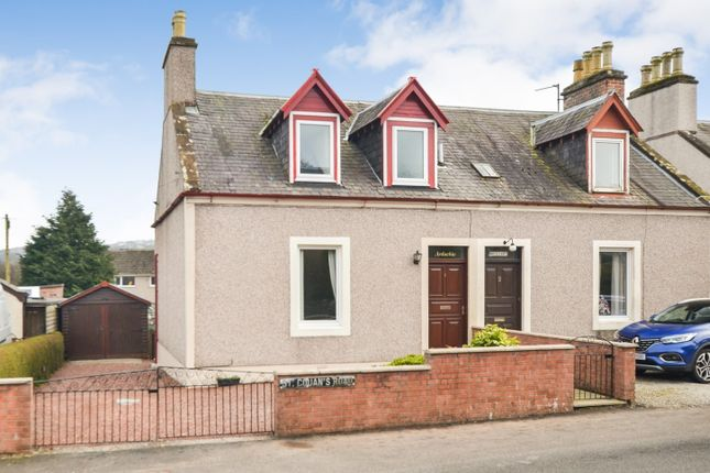 Thumbnail Semi-detached house for sale in 1 St Couans Road, Newton Stewart