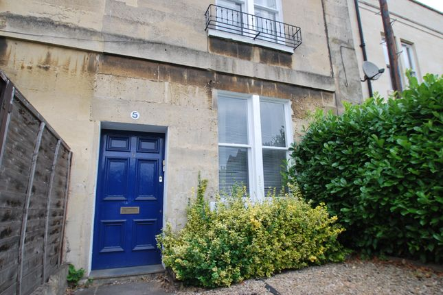 Thumbnail Flat to rent in Hanover Place, Bath