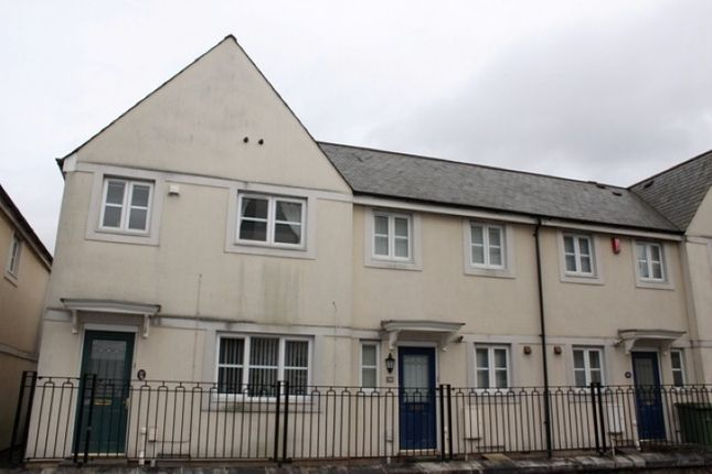 2 bed semi-detached house to rent in Longfield Place, Freedom Fields, Plymouth, Devon PL4