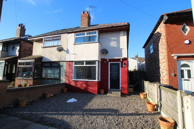 Thumbnail Semi-detached house for sale in Parker Avenue, Liverpool