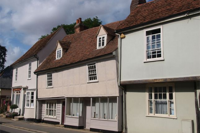 Thumbnail Terraced house for sale in Church Street, Coggeshall, Essex