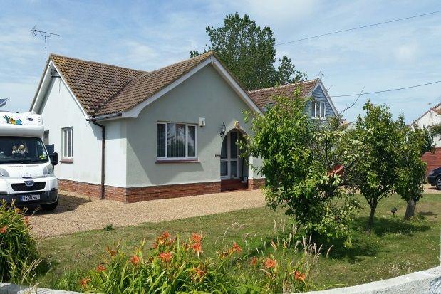Thumbnail Bungalow to rent in Kingsway, Dymchurch, Romney Marsh