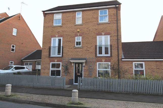 Thumbnail Detached house for sale in Sylvan Avenue, Kirkby-In-Ashfield, Nottingham
