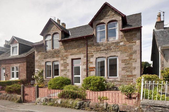 Thumbnail Flat for sale in Church Road, Rhu, Helensburgh