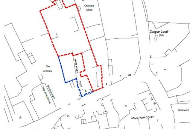 Thumbnail Land for sale in Wartnaby Road, Ab Kettleby, Melton Mowbray