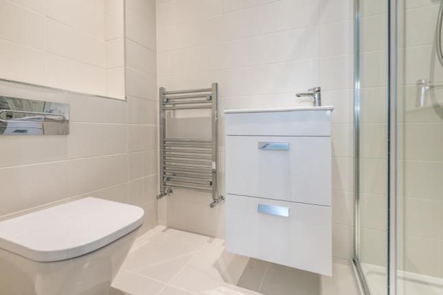 En-Suite of Marchmont Drive, Crosby, Liverpool, Merseyside L23