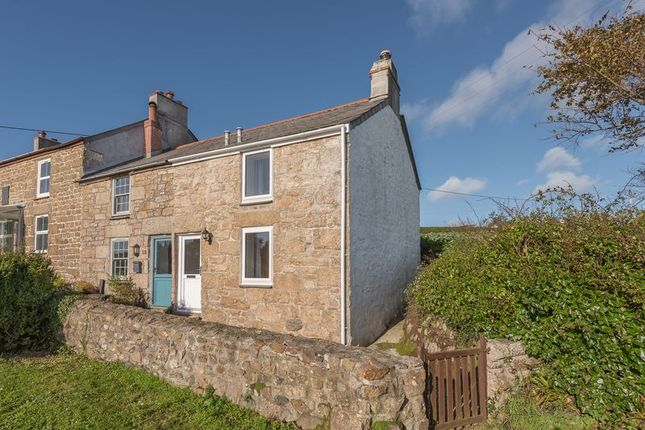 Thumbnail Cottage for sale in Ludgvan, Penzance