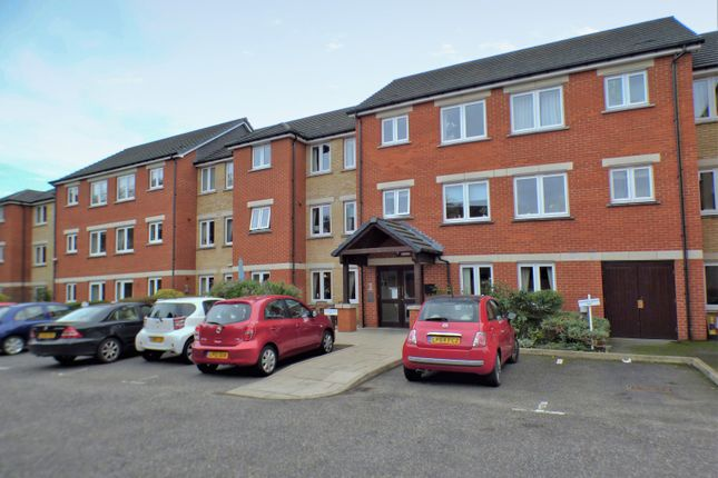 Exterior of Argent Court, Leicester Road EN5