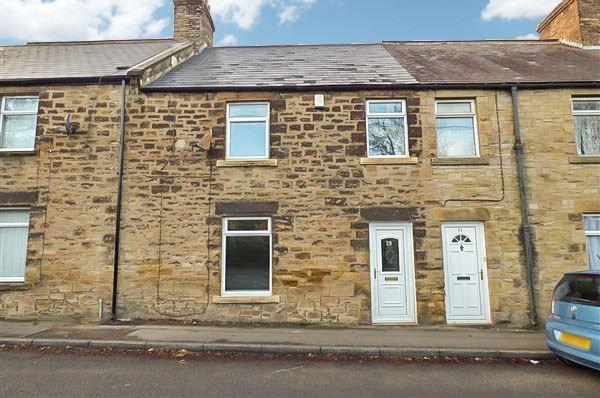 3 bed terraced house for sale in Laburnum Avenue, Blackhill, Consett DH8