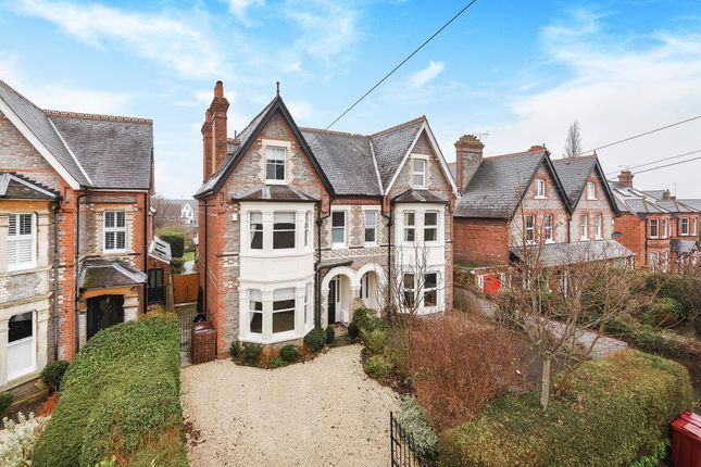 Thumbnail Semi-detached house to rent in Glebe Road, Reading