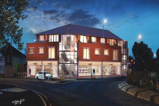Thumbnail Flat to rent in Helix House, Perne Road, Cambridge