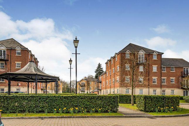Thumbnail Flat for sale in Stephenson Court, Newbury