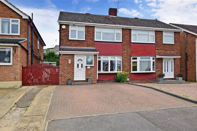 Thumbnail Semi-detached house for sale in Outwood Common Road, Billericay, Essex