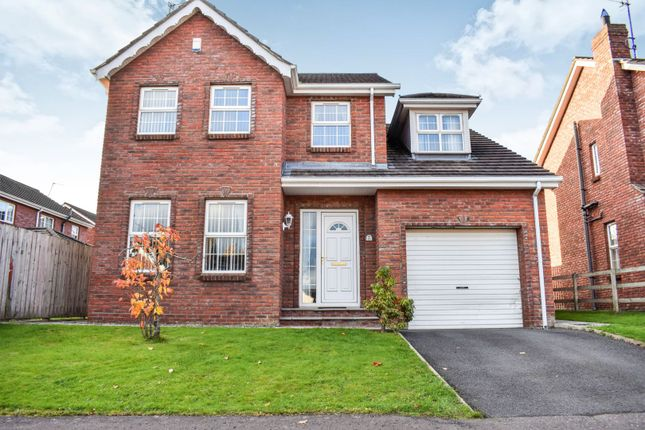 Thumbnail Detached house for sale in Old Manse Green, Banbridge