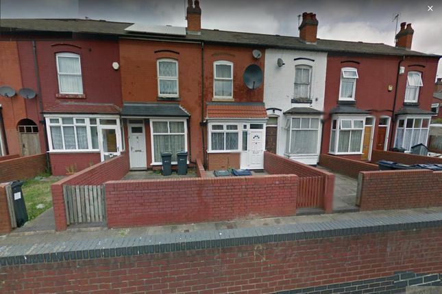 Thumbnail Detached house to rent in Fordrough, Birmingham