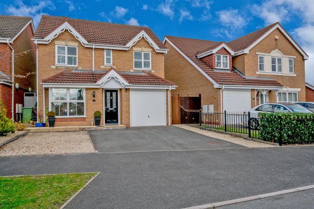 4 bed detached house for sale in Beaumont Way, Norton Canes, Cannock