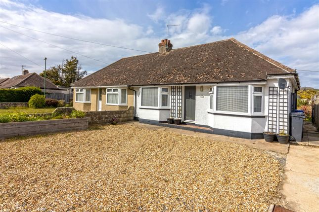 2 bed semi-detached bungalow for sale in Cokeham Road, Sompting, Lancing BN15