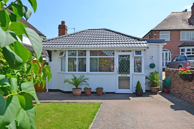 Thumbnail Bungalow for sale in Beacon Hill, Rednal, Birmingham