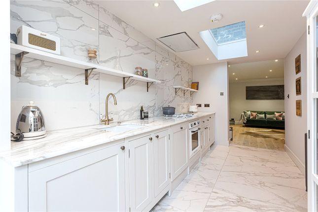 Kitchen of Randolph Avenue, London W9