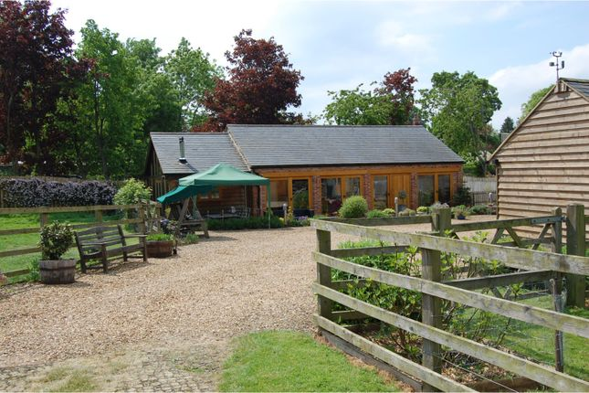 Thumbnail Barn conversion for sale in High Street North, Tiffield, Towcester