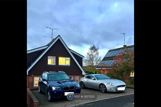 Thumbnail Detached house to rent in Prospect Road, Monmouth