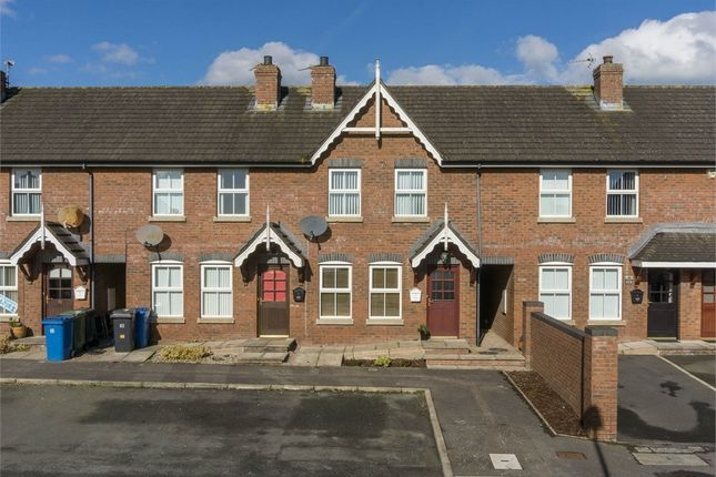 Thumbnail Town house for sale in Ardvanagh Court, Conlig, Newtownards, County Down