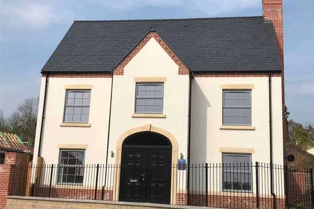 Thumbnail End terrace house for sale in Plot 12, Kynaston Place, Birch Road, Ellesmere