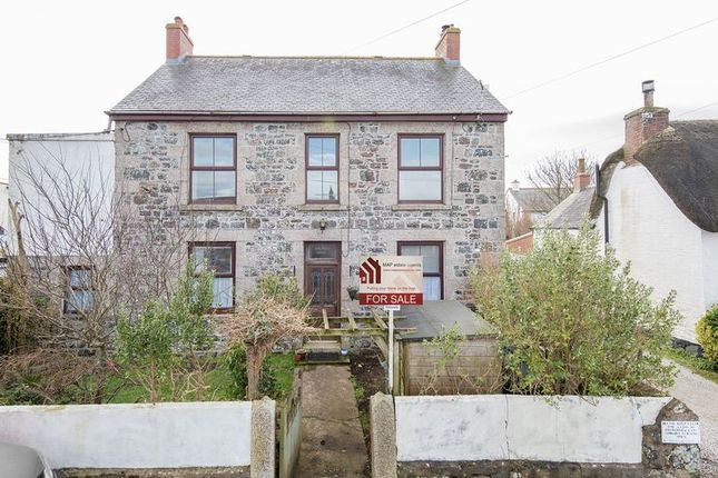 Thumbnail Maisonette for sale in Ruan Minor, Helston