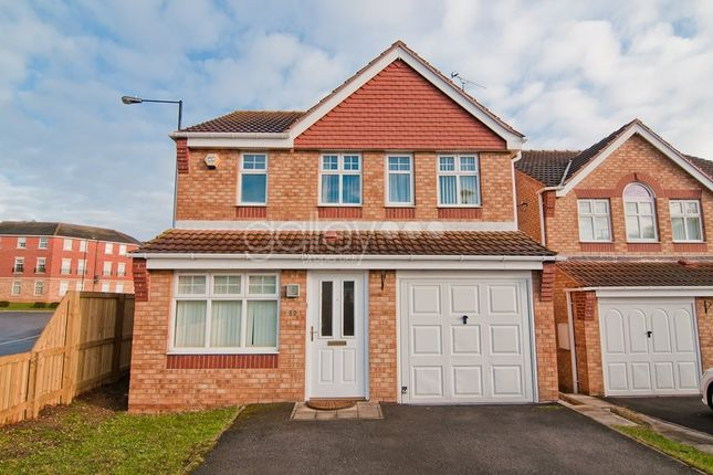 Thumbnail Detached house to rent in Wellingley Road, Balby, Doncaster