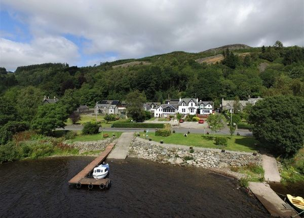 Thumbnail Hotel/guest house for sale in St. Fillans, St. Fillans, Perthshire