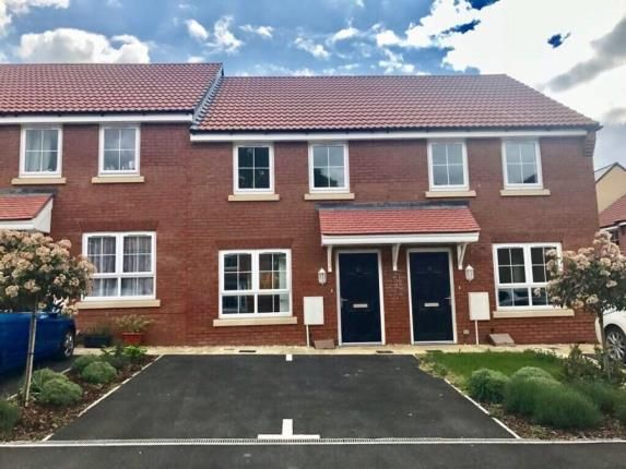 2 bed terraced house for sale in Monkton Heathfield, Taunton, Somerset