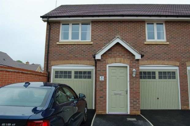Thumbnail Maisonette to rent in Glastonbury Way, Monksmoor Park, Northants