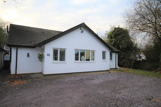 Thumbnail Bungalow to rent in Woodplumpton Lane, Broughton, Preston